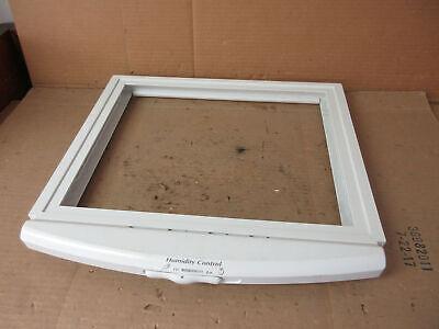 GE Refrigerator Crisper Cover Frame 2nd fr Bottom Part # WR32X10184