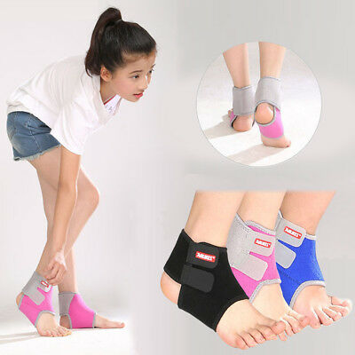 1 Pair Kids Children Ankle Brace Compression Support Wrap Sports Protection 2020