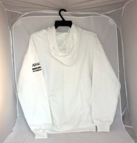 Ozi Garden Party White Hoodie Thirty Odd Foot of Grunts TOFOG Russell Crowe