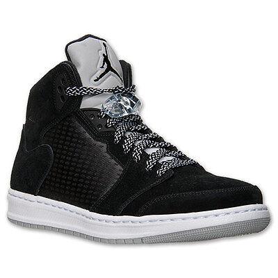 429489-004 Air Jordan Prime 5 Blackout Wolf Grey White Sz 9.5-12 New ... 829e95cbd288