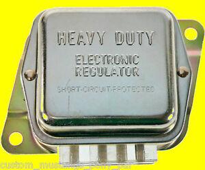 Ford Mustang Electronic Voltage Regulator Alternator Solid State Motorcraft 1G