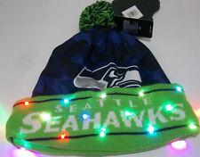 6ef477a21 item 3 Seattle Seahawks NAME NFL LED Light Up Hat Winter Pom Beanie  Stocking Knit Cap -Seattle Seahawks NAME NFL LED Light Up Hat Winter Pom Beanie  Stocking ...