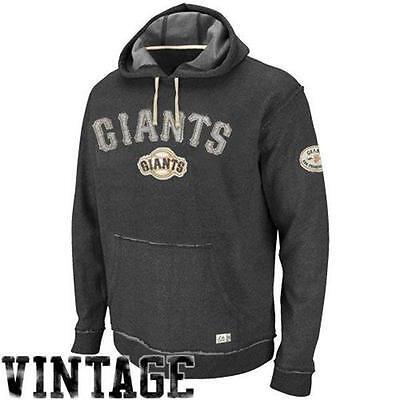 Fanartikel Mlb Baseball Hoody/hoodie/kaputzenpullover San Francisco Giants Vintage Homestr 100% Original Baseball & Softball