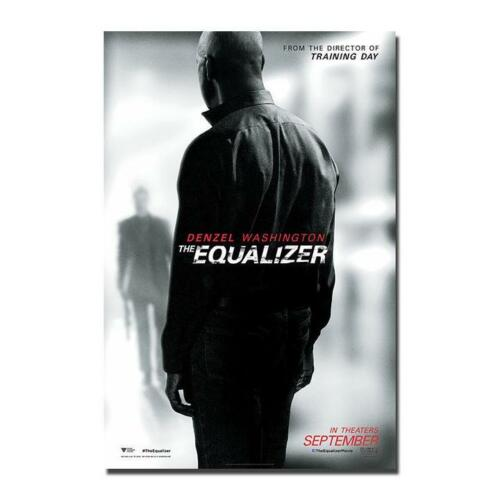 """The Equalizer 2 Hot Movie Poster 13x20/"""" 20x30/"""" 24x36/"""" Art Print"""