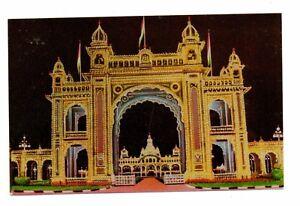Carte De Linde Mysore.Inde Cpsm Palace Front Gate Mysore I 2242 Ebay
