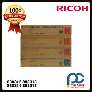 Ricoh-888312-888313-888314-888315-Toner-Set-CMYK-C4000-SPC410D-TYPE-245HY