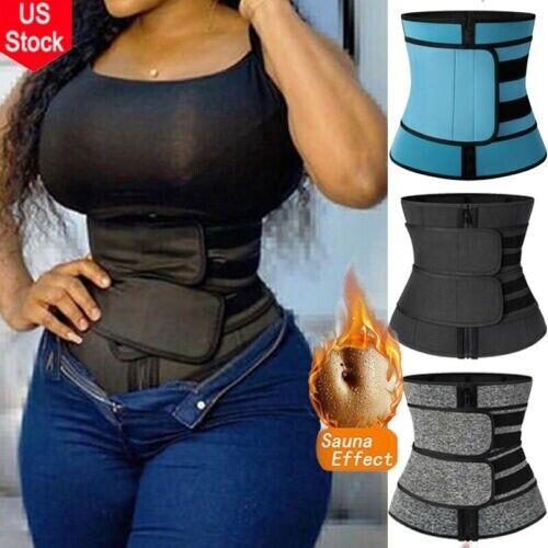 Women Body Shaper Belly Band Belt Cincher Slimming Tummy Postpartum Recovery US