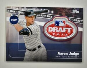 2020-Topps-Series-2-Draft-Day-Medallion-DDM-AJ-Aaron-Judge-New-York-Yankees