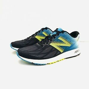 purchase cheap a4604 a9e2e Details about New Balance RC1400 V6 Blue/Black Rev Lite Competition Running  Shoes Men's Size 7