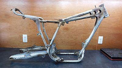 Bultaco Pursang Mk10 370 Frame & Swing Arm 1086