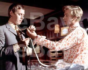 The-Italian-Job-1969-Michael-Caine-Simon-Dee-10x8-Photo