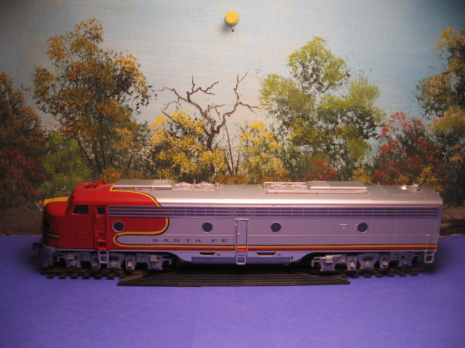 Prossoo 2000 Escala Ho e8 e9 Locomotora at&sf