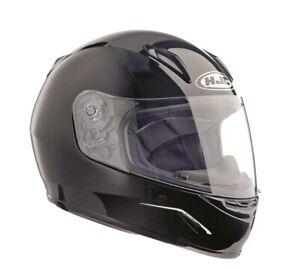 HJC-CL-Y-Youth-Kids-Black-Full-Face-Motorcycle-Crash-Helmet-New-RRP-79-99