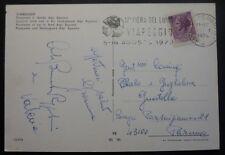 ANNULLO MECCANICO TL - FIERA LIBRO VIATREGGIO - 1972
