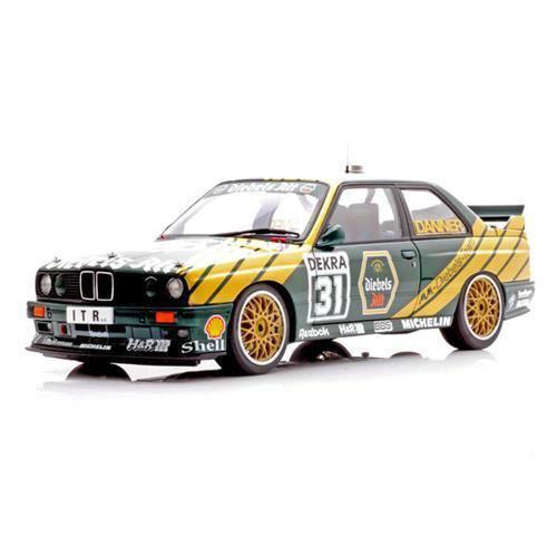 1 18 - Autoart BMW m3 DTM 1991  DIEBELS ALT  Danner  31