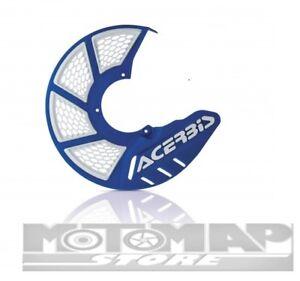 COPRIDISCO ACERBIS X BRAKE VENTED 2.0 YAMAHA YZ YZF WR F WR 250 X+ KIT MONTAGGIO