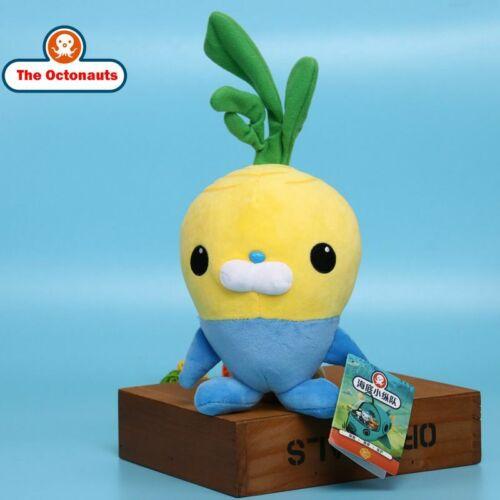 Octonauts Stuffed Animal 18/'/' Vegimal Plush Soft Toy Tunip Cartoon TV Character