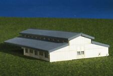 Loose Cannon 1:700 Dockside Pearl Harbor Warehouse Model Kit #LCMB014