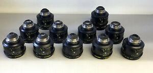Arri-Zeiss-LDS-Ultra-Primes-T1-9-Lens-Set-11-Prime-Lenses-Arriflex-16-135mm