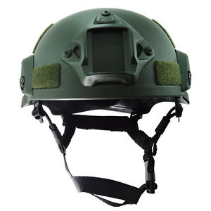 MICH2000-Helmet-Outdoor-Airsoft-Military-Tactical-Combat-Cap-Hat-Riding-Hunting