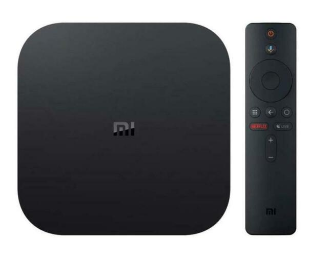 Xiaomi BOX SMART TV MI BOX S 2GB RAM 8GB ROM (18554) (0000040928)