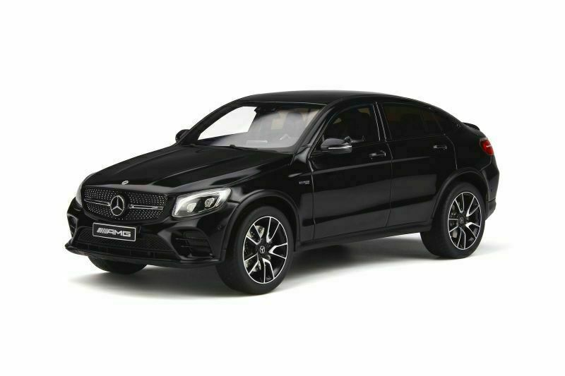1 18 Gt Spirit  GT229 2017 Mercedes-Amg GLC43 Coupe nero Nuevo Embalaje