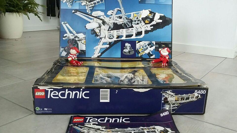 Lego Technic, RUMFÆRGEN