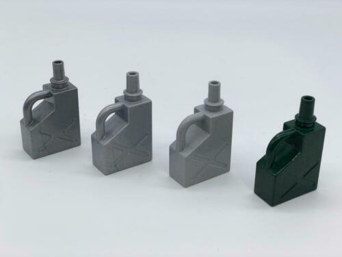 Lego Duplo Kanister Benzin Benzinkanister grau grün Tankstelle