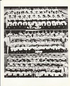 get cheap c2bd6 9908b Details about 1957 BROOKLYN DODGERS NEW YORK GIANTS NEW YORK YANKEES TEAM  8X10 B&W PHOTO