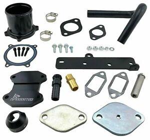 EGR-Plate-Cooler-amp-Throttle-Valve-Delete-Kit-for-2013-18-Ram-6-7L-Cummins-Diesel