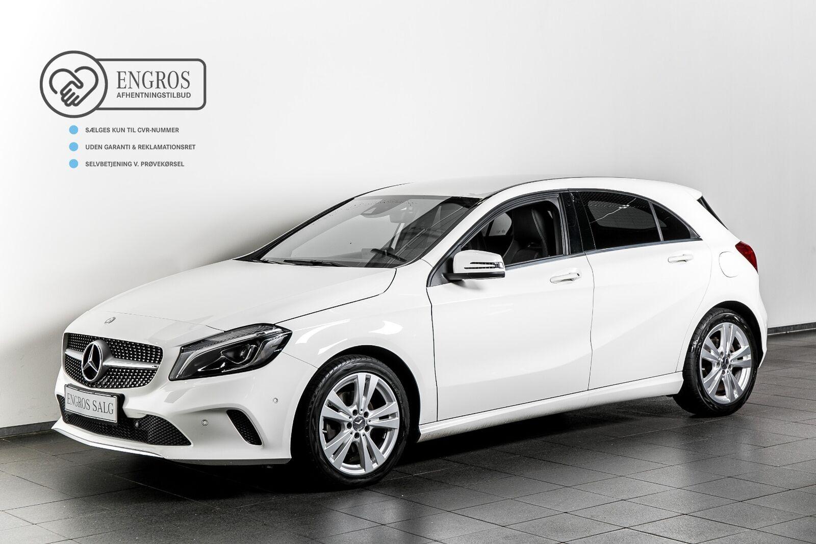 Mercedes-Benz A200 d 2,2 Van