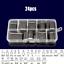 24-39-PZ-stile-Foro-Cutter-Hollow-Punch-Set-per-pelle-a-mano-Artigianato-fai-da-te-Strumento miniatura 13