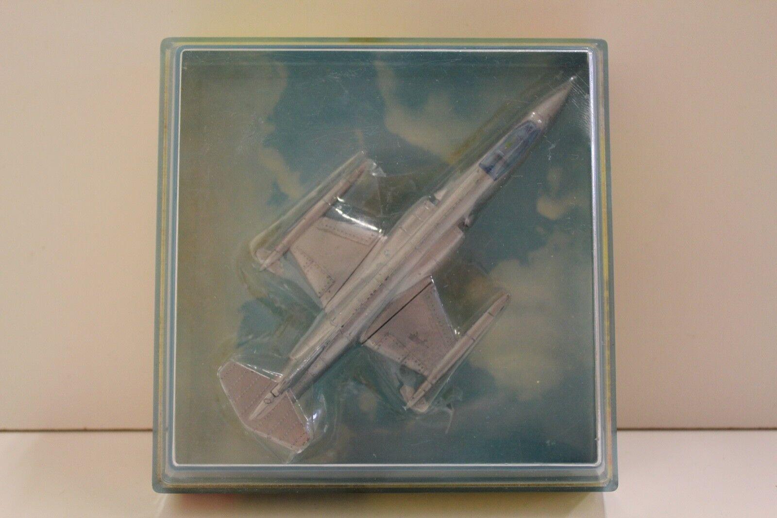 Corgi No  1303  Lockheed F-104A Starfighter  - Silber (Original 1972)