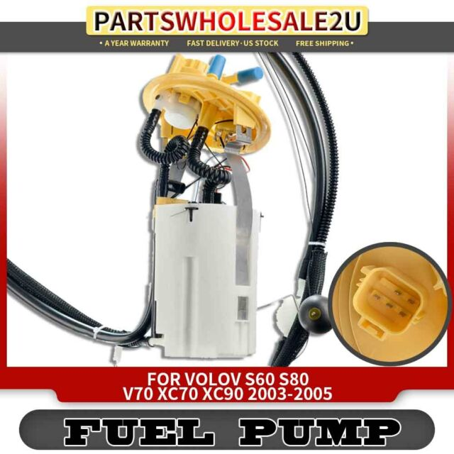 Fuel Pump Module Assembly fits Volvo S60 S80 V70 XC70 XC90 2003-2005 E8635M