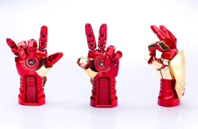 Iron Man 3 Hand Model USB 2.0 Memory Stick Flash pen Drive 4GB 8GB 16GB 32GB 32G