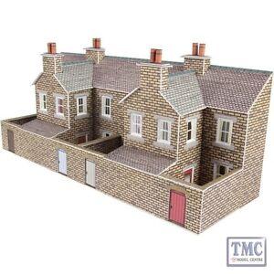 Bien éDuqué Pn177 Metcalfe N Gauge Low Relief Stone Terraced House Backs RafraîChissant Et Enrichissant La Salive