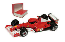 IXO SF20/02 Ferrari F2002 #2 German GP 2002 - Rubens Barrichello 1/43 Scale