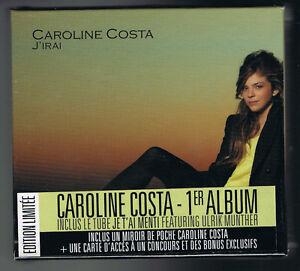 CAROLINE-COSTA-J-039-IRAI-EDITION-LIMITEE-COFFRET-NEUF-NEW-NEU