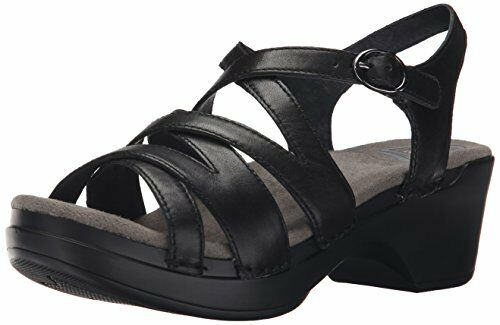 Dansko Womens Stevie Wedge Sandal- Select SZ color.