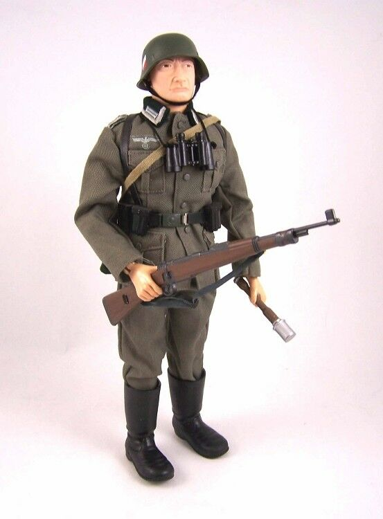 COTSWOLD ACTION MAN GI JOE vintage 12inch 30cm German Wehrmacht Sergeant