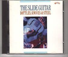 (HG928) The Slide Guitar, Bottles Knives & Steel - 1990 CD