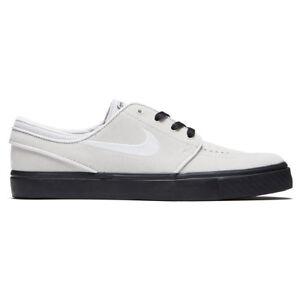 release date 5a030 ddd6e Image is loading Nike-SB-Zoom-Stefan-Janoski-Shoes-Vast-Grey-
