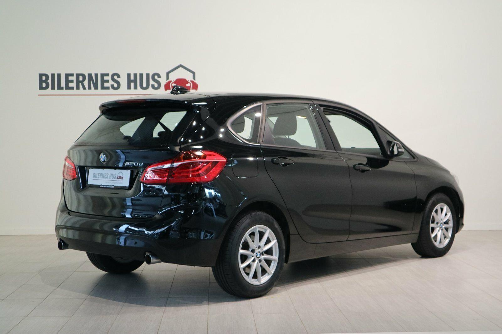 BMW 220d 2,0 Active Tourer Advantage aut. - billede 1