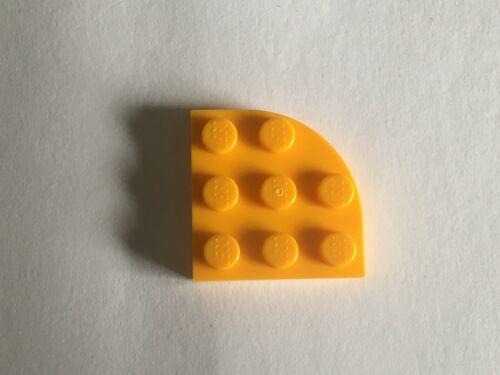 LEGO 30357  PLATE ROUND CORNER 3 X 3 Star Wars//Creator//City x4