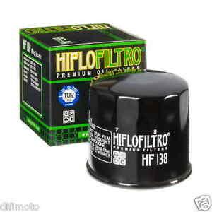 FILTRO-OLIO-HIFLO-HF138-SUZUKI-GSR-600-2006-2010