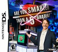 Are You Smarter Than A 5th Grader? Ds