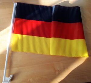 Auto-Flagge Deutschland Germany Fahne Autofahne Flaggen WM EM 129163613 - Bernburg, Deutschland - Auto-Flagge Deutschland Germany Fahne Autofahne Flaggen WM EM 129163613 - Bernburg, Deutschland