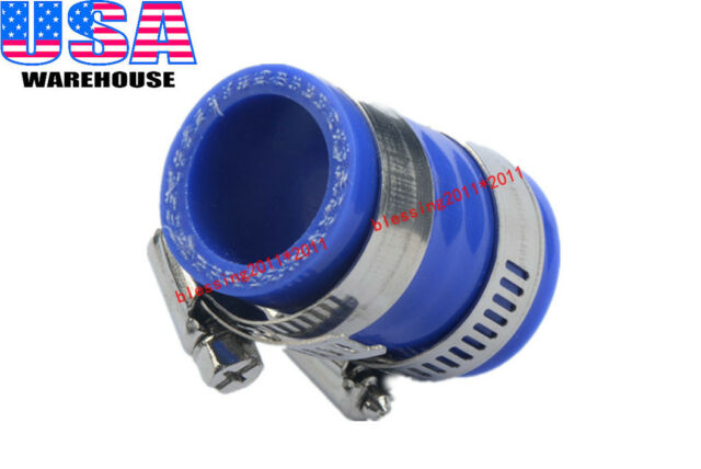 for Yamaha Blaster High Temp Rubber Exhaust Coupling Clamp 1