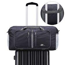 3e3dc2b3c149 45l Foldable Travel Duffel Bag Packable Lightweight Duffle Flight ...