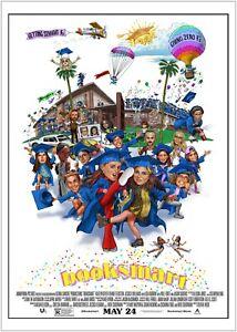 Booksmart Movie Large Poster Art Print Maxi A0 A1 A2 A3 A4